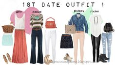1st date outfits !
