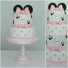 Las 10 tortas más lindas de Minnie Mouse, estoy haciendo esta hoy