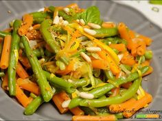 Sedanini alle lenticchie e verdure