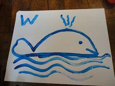 Learners in Bloom: Preschool Mini-unit on Whales