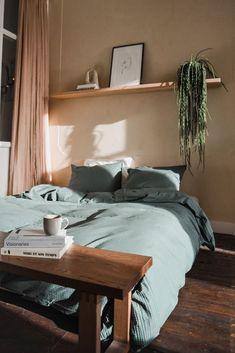 Room Ideas Bedroom, Home Bedroom, Bedroom Inspo, Bohemian Bedroom Decor, Dream Rooms, My New Room, House Rooms, Cheap Home Decor, Room Inspiration