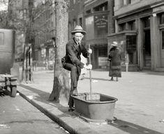 Horse troughs were still found in Washington, D.C. into the 1950s.