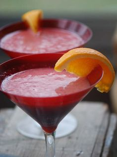 Weight Watchers Strawberry-Banana Margaritas