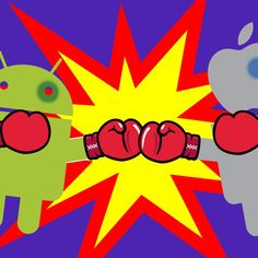 We try to answer the age-old question: iOS or Android?