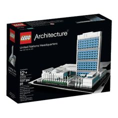 LEGO Architecture United Nations Headquarters (Discontinued by manufacturer)  Enjoy this imaginative interpretation of the UN Headquarters in LEGO bricks! Standing on the banks of New York City's East River, the United Nations Headquarters has become one of the world's most iconic buildings. Now you can recreate this amazing …  Read More  http://good-deals-today.com/product/lego-architecture-united-nations-headquarters-discontinued-by-manufacturer/