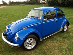 Trev & Tash's 72 1300 Volkswagen Beetle 'Paddy'