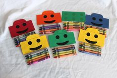 Lego Party - Party favor