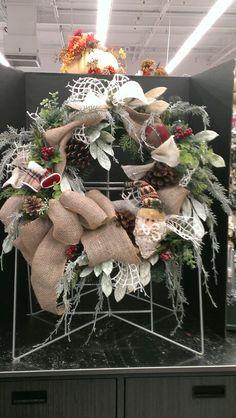 Old World Christmas Wreath...Robin Evans