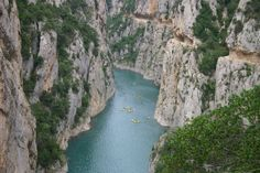 Kayaks al Congost de Montrebei