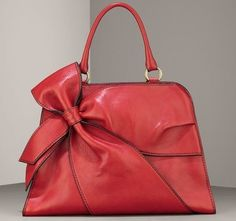 A Valentino gift...even wrapped up all lovely in a bow!