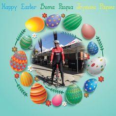 Joyeuses Pâques à tous ! 🐣 Buona Pasqua a tutti ! 🐣 Happy Easter to all ! 🐣   http://forzaivanofficiel.blog4ever.com/paques-2017