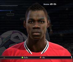 Paul Pogba face for Pro Evolution Soccer 2012 Pro Evolution Soccer, Paul Pogba, Faces, The Face, Face