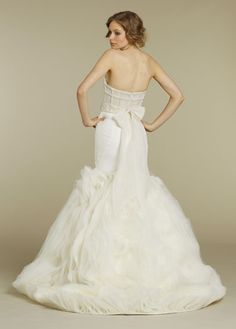 Hayley Paige spring 2012 bridal collection