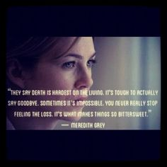Grey's Anatomy Quotes | WE LOVE GREY'S