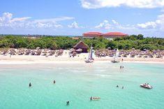 A Beach in Cuba (Caribbean Island)