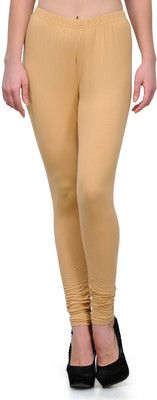 4c62022d4 Ffu Women s Leggings - Buy Beige Ffu Women s Leggings Online at Best Prices  in India