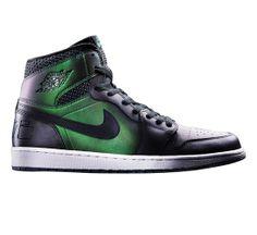 72731083307f Nike SB Air Jordan 1 (Black Black-Silver) - Consortium.