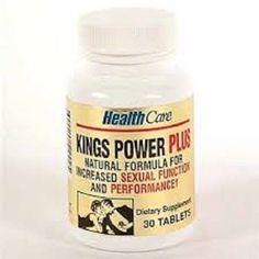 Kings Power Plus-Sexual Enhancer 8 Bottles Men's Sexual Health Men's Heallth #Healthcare