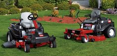 The independent moving of the wheels makes the best commercial zero turn mowers on industry more special than many others. Again, it's detected by the name that it has zero amounts turn lawn mower. Lawn Equipment, Outdoor Power Equipment, Commercial Zero Turn Mowers, Best Zero Turn Mower, Cordless Lawn Mower, Riding Lawn Mowers, Best Commercials, Landscaping With Rocks, Lawn Care