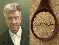 David Lynch's quinoa recipe video is as Lynchian as it gets!