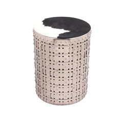 Foreign Affairs Home Decor Cowgirl End Table