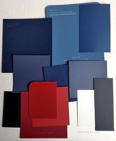 all-about-indigo-paint-color-palette | bathroom design | pinterest