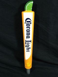 Corona Light Beer Draft Tap Handle Keg Knob Ceramic Lime New Beer Keg, Beer Taps, Bud Light, Light Beer, Creative Notebooks, Keg Tap, I Like Beer, Man Cave Bar, Lime