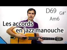 Les bases du Jazz Manouche à la Guitare - YouTube