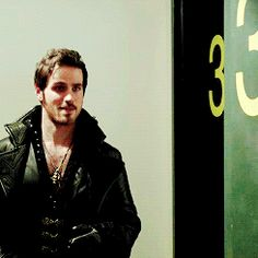 Hook. Gahhh, I don't want to like him but he's just so adorable!