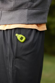 Wear Zip in your pocket, on a belt, or a bra – this tracker is as discreet or as visible as you want it to be.