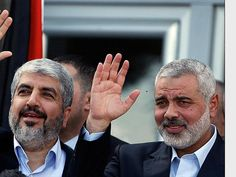 Hamas Calls for Israel's Annihilation as Abbas Meets Trump