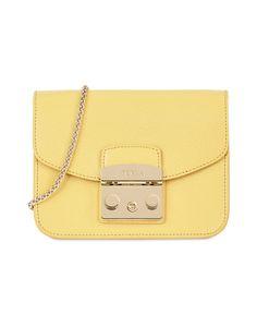 FURLA . #furla #bags #shoulder bags #clutch #metallic #leather #hand bags #