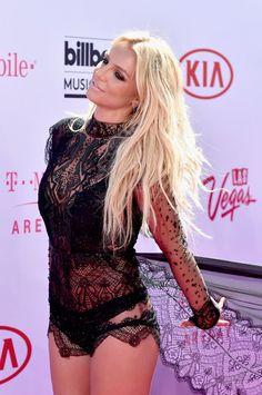 Pin for Later: 9 Stars Who've Braved the Deep, Strange World of Tumblr Britney Spears