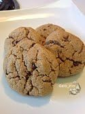 GEO_FIT: Dark Chocolate Chip Peanut Butter Protein Cookies