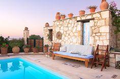 diktamos.gr Diktamos Villas, Rethymno, Crete, Greece #diktamos #ammos #mitos #notos #villa #rethymno #crete #greece #vacation_rental #holidays #private #luxurious_accommodation #summer_in_crete #visit_greece