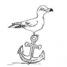 Seagull skateboarding art google search dockers pinterest dessin surf dessin posca et - Dessins de mouettes ...