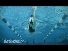 Swimming - Freestyle - Shoulder Catch - YouTube