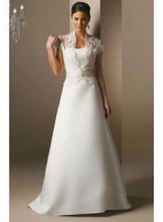 vestido de novia sencillo para gorditas estilo y belleza wedding dress jacketswedding