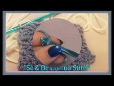 """Sc & Dc Combo Stitch"" - YouTube"
