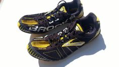 X Country Track Spikes Brooks Mens Size 10.5 Used Twice #Brooks