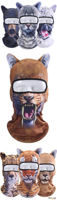 US$5.99 + Free shipping. Application:hiking, motorcycle racing, cycling, skating, fishing, climbing and other outdoor sports, simulation CS,also great for Halloween Christmas parties and so on.It can be used with helmet together. You can fully cover the head and neck of each part. Buy now!