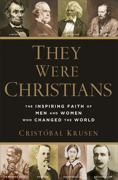 They Were Christians by Cristobal Krusen. Releases April 2016