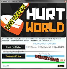 Hurtworld Free Steam Code Generator