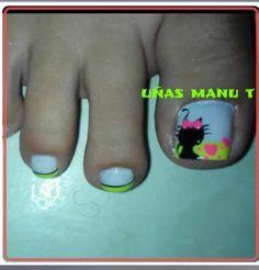 Nailart, Makeup, Pretty Nails, Nail Decorations, Short Nails, Pedicures, Make Up, Makeup Application, Beauty Makeup