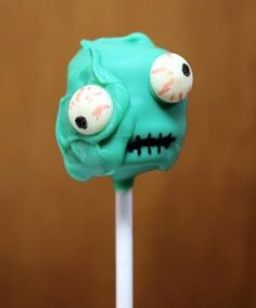 Cute Halloween Cake Pops - The Cake Lovers