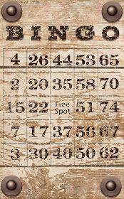 Decided to create a few grungy bingo cards. Free Printable Bingo Cards, Printable Paper, Free Printables, Journal Cards, Junk Journal, Journal Ideas, Reading Task Cards, First Grade Sight Words, Pocket Scrapbooking