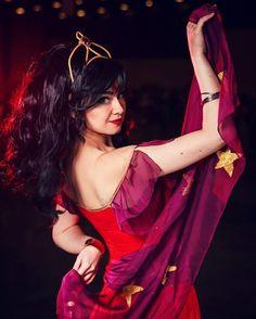 Best esmeralda costume ive seen yet especially the shirt my esmeralda grange air cosplay solutioingenieria Images