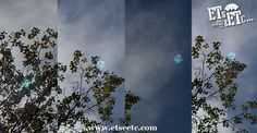 Pequeno OVNI fotografado várias vezes em Goshen
