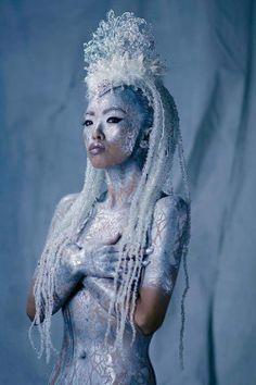 theblacknurse:  Ice queen, Michael rosner