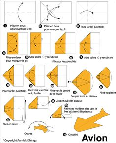 Origami Paper Instructions Easy For Kids Animals Flower